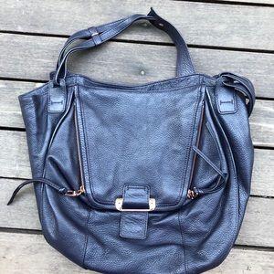 Kooba Midnight Blue shoulder bag